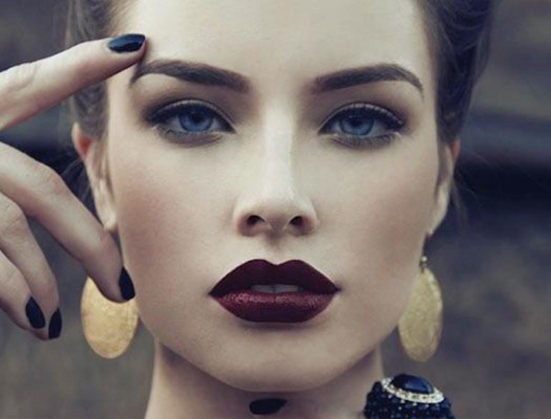 Переход с летнего на осенний макияж