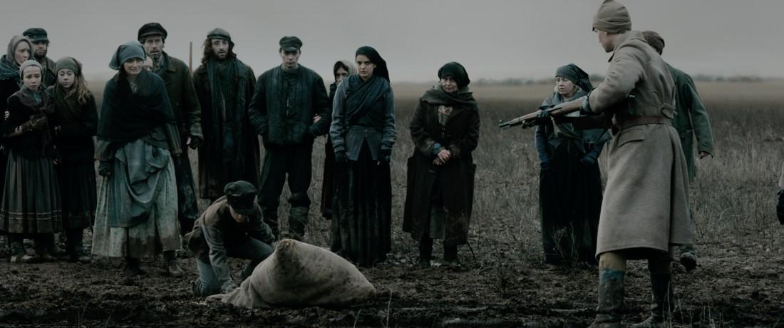 Кадр из фильма Гіркі жнива