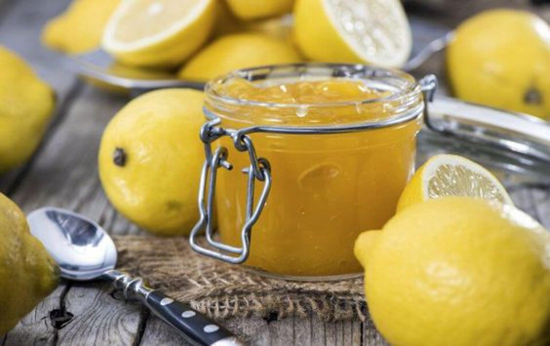 Лимонное варенье с медом