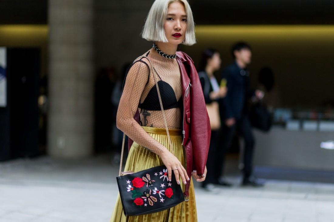 Самые заметные образы с Недели моды в Сеуле