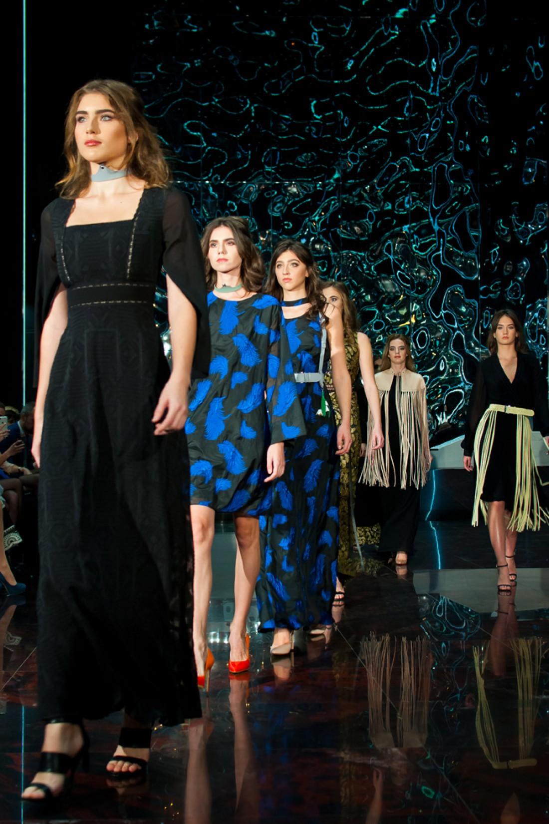 Коллекция вечерних платьев ANASTASIIA IVANOVA