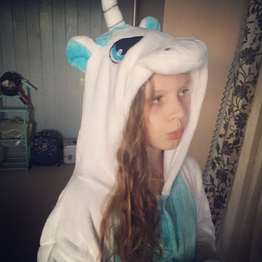 Фото, под которым Фреймут сообщила о том, что ее дочь будут участвовать в Танцюють всі