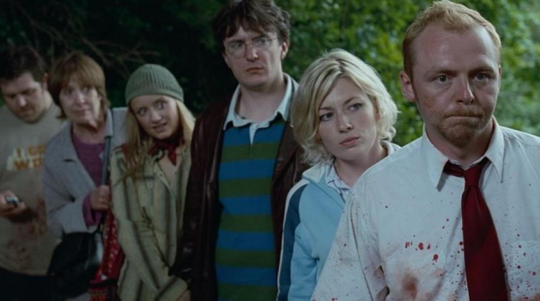 ТОП-10 лучших комедий с черным юмором: Зомби по имени Шон