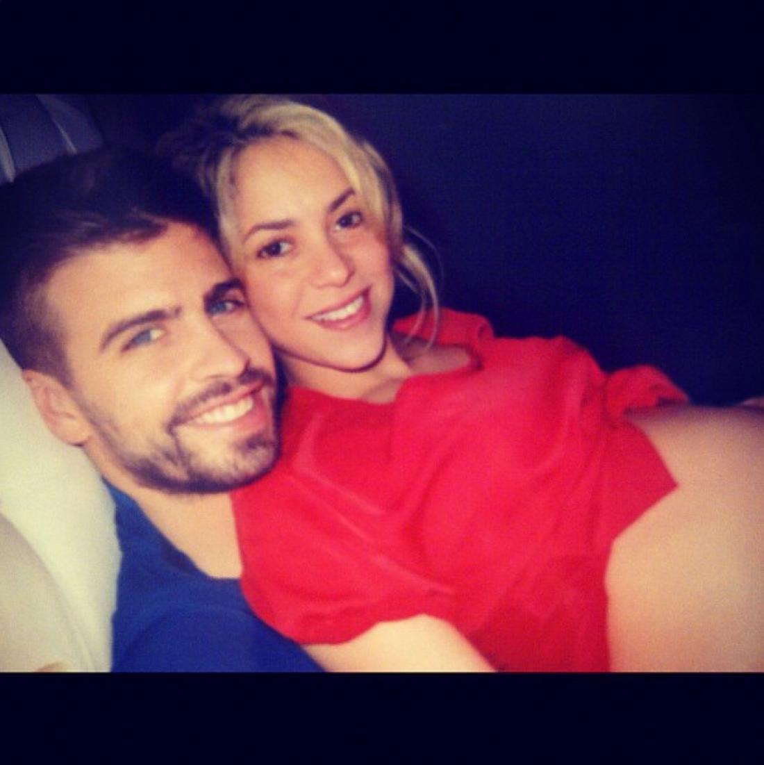 Шакира и Жера Пике