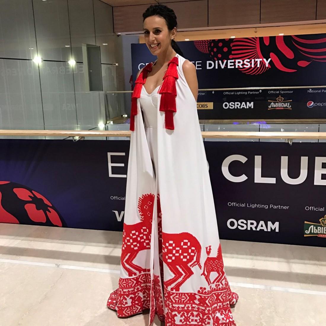 Еврвидение 2017в финале выступила Джамала
