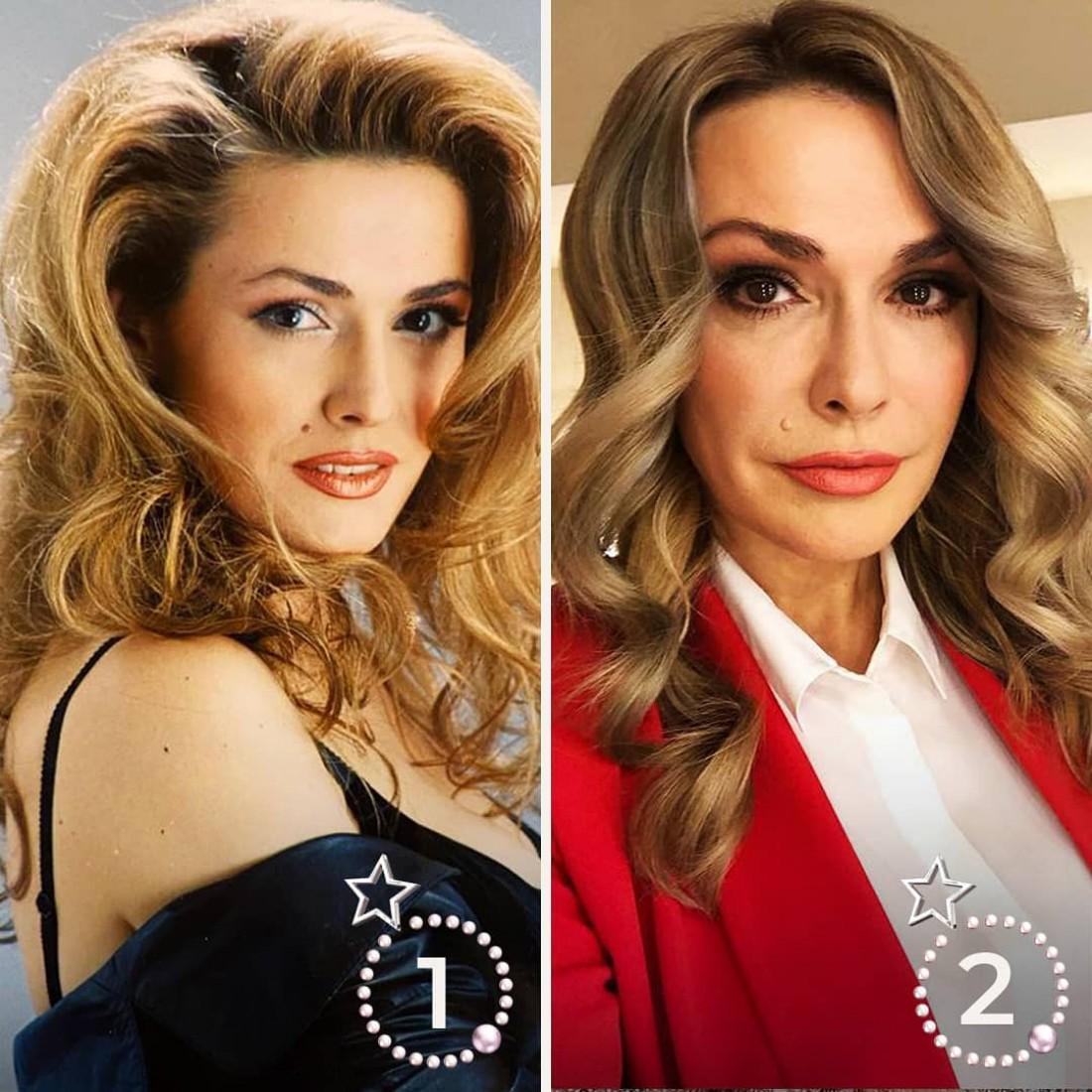 Как изменилась внешность Ольги Сумской за 30 лет