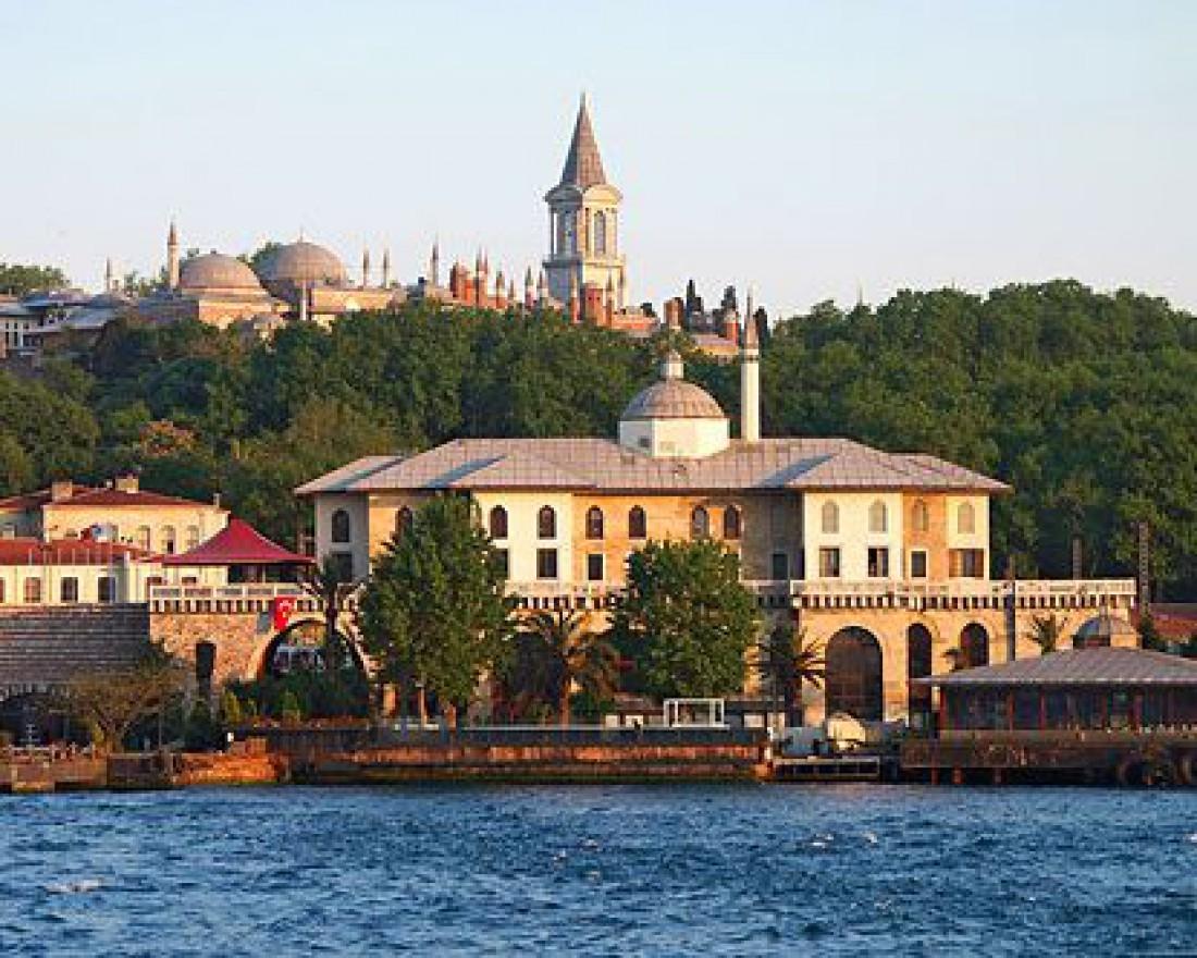 Топкапы - один из главных дворцов бывшей Османской империи