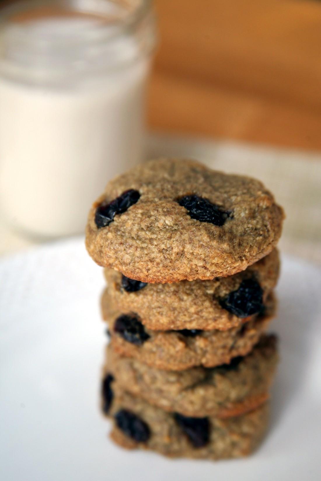 Полезное печенье без муки и сахара