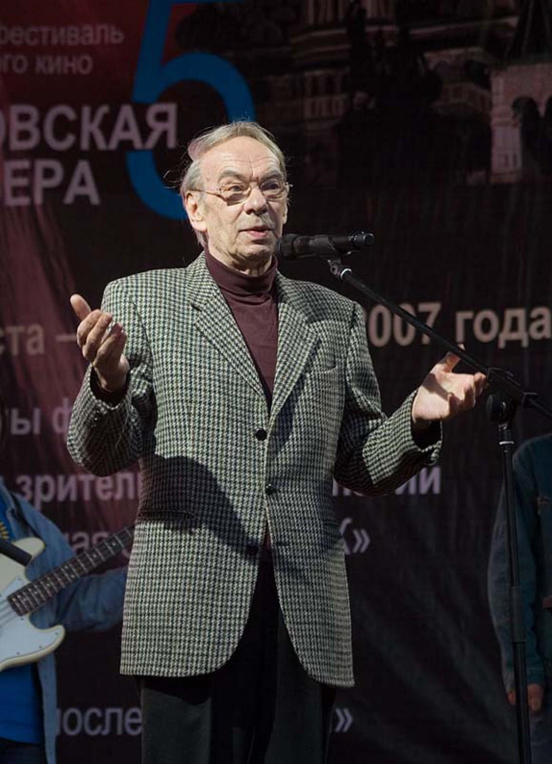 Умер Алексей Баталов