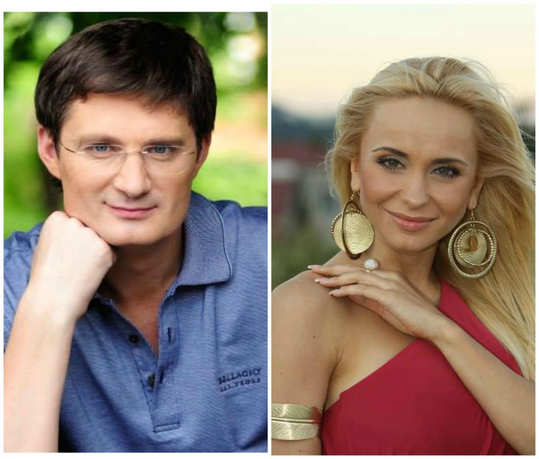 Игорь Кондратюк и Лилия Ребрик