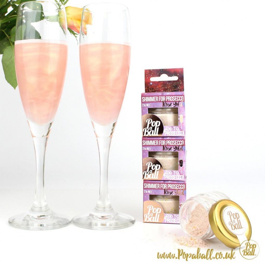 Блестки для шампанского