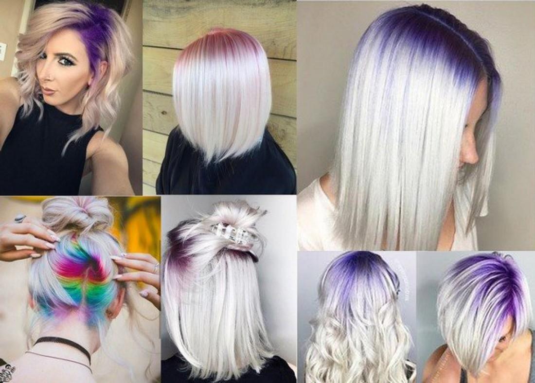 Цвет волос осень 2016 2017