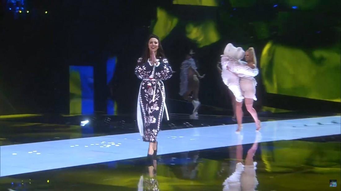 Финал Евровидения 2016: Джамала - преставитель от Украины