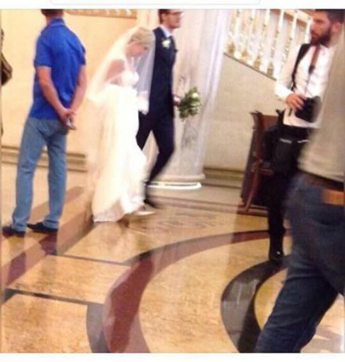 Фото со свадьбы влюбленных