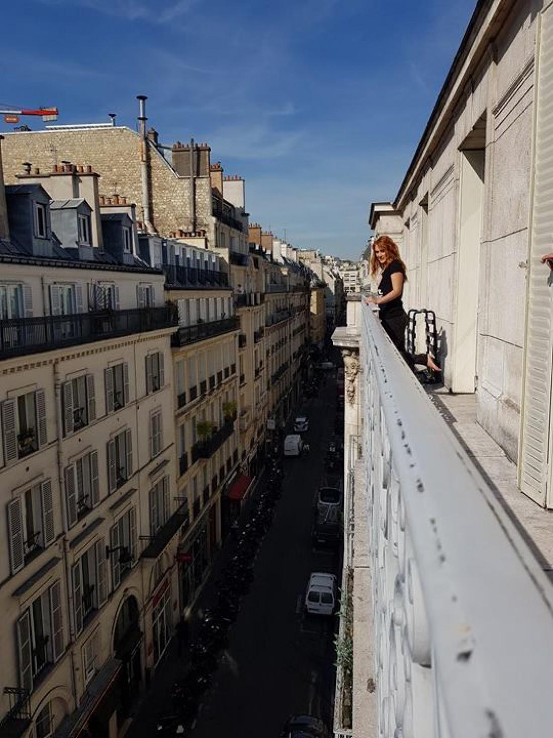 Marietta Ways в Париже
