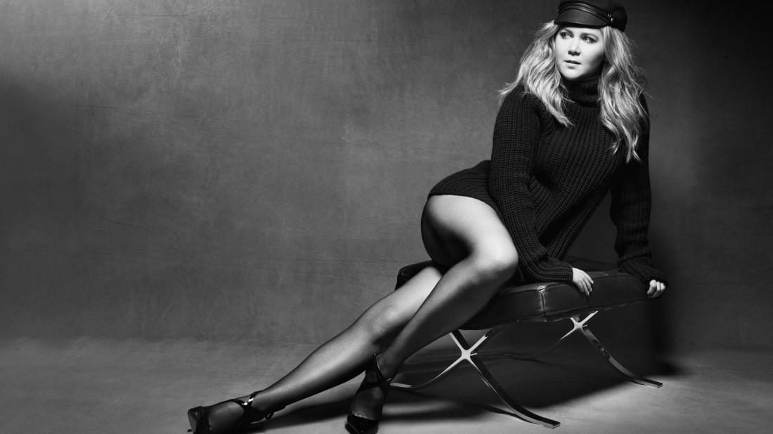 Эми Шумкер на страницах Marie Claire