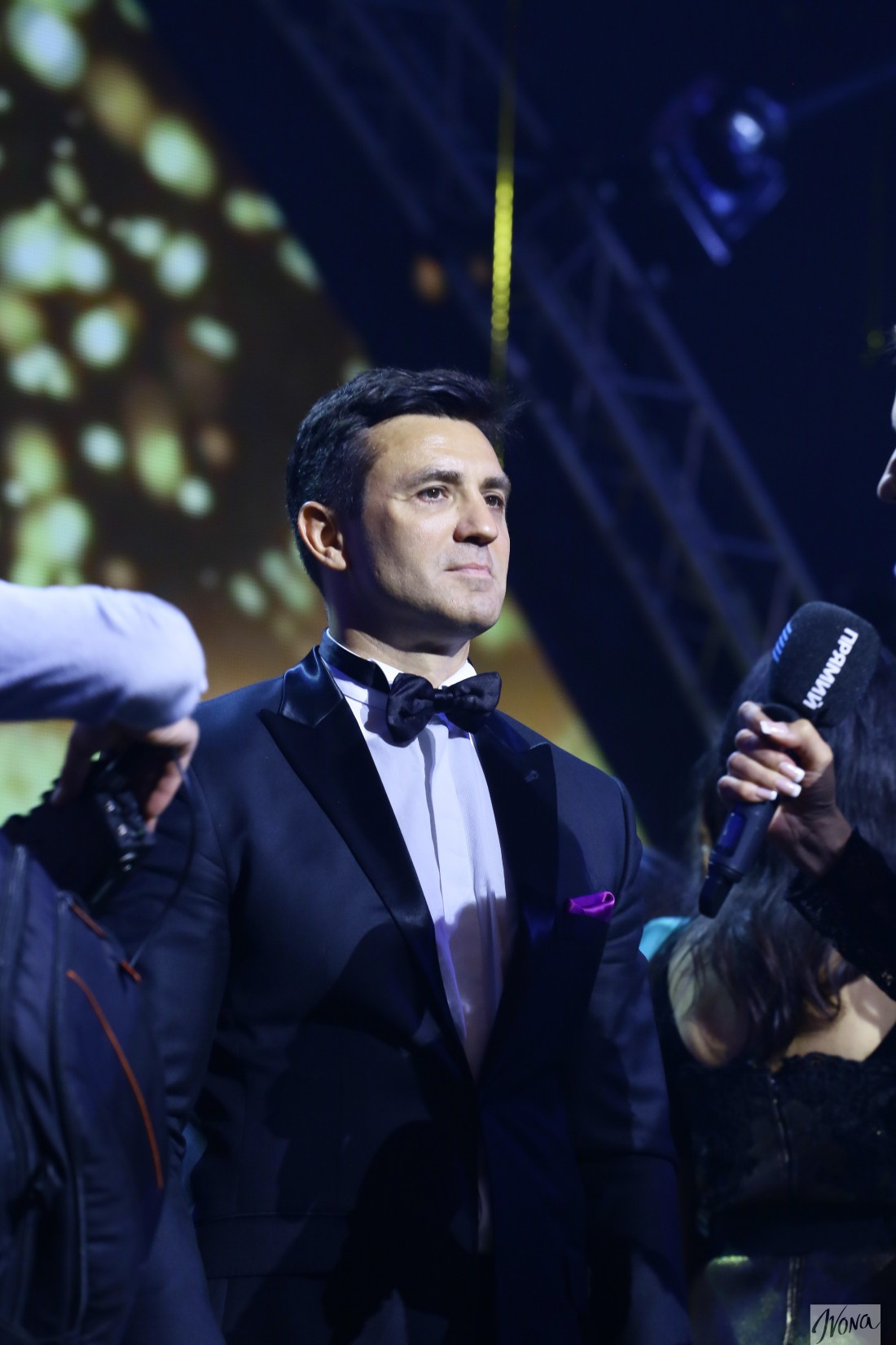 Николай Тищенко на Мисс Украина 2017