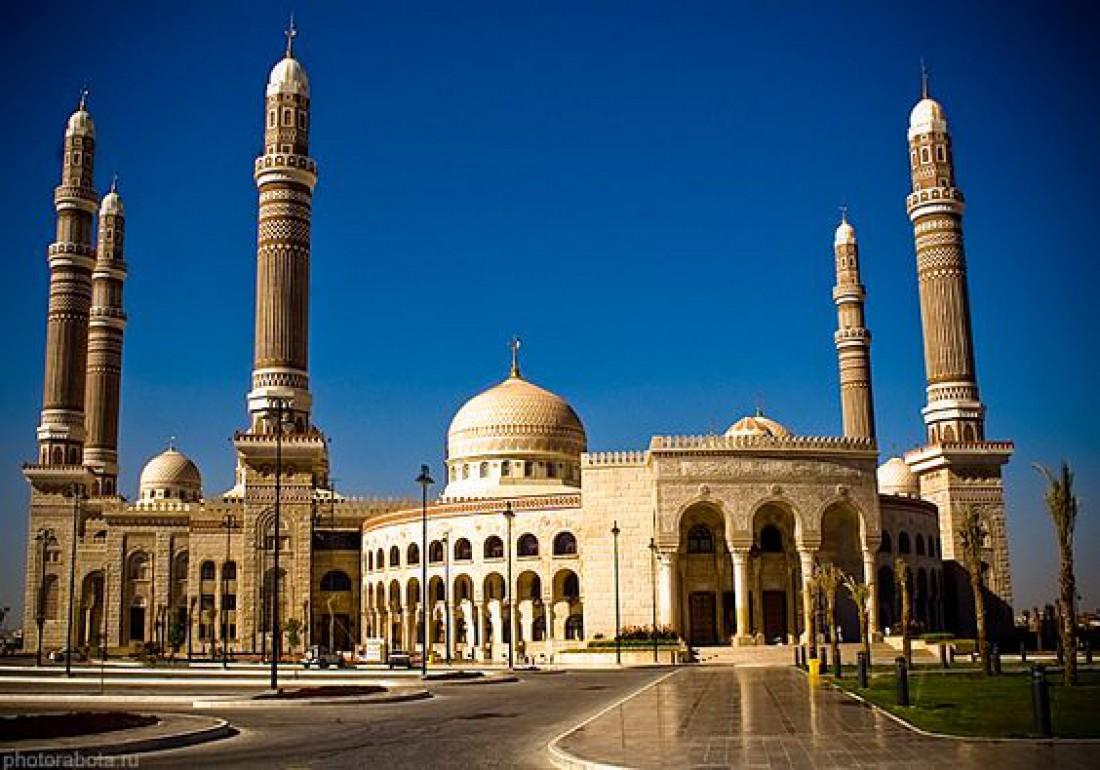 Мечеть Аль-Салех