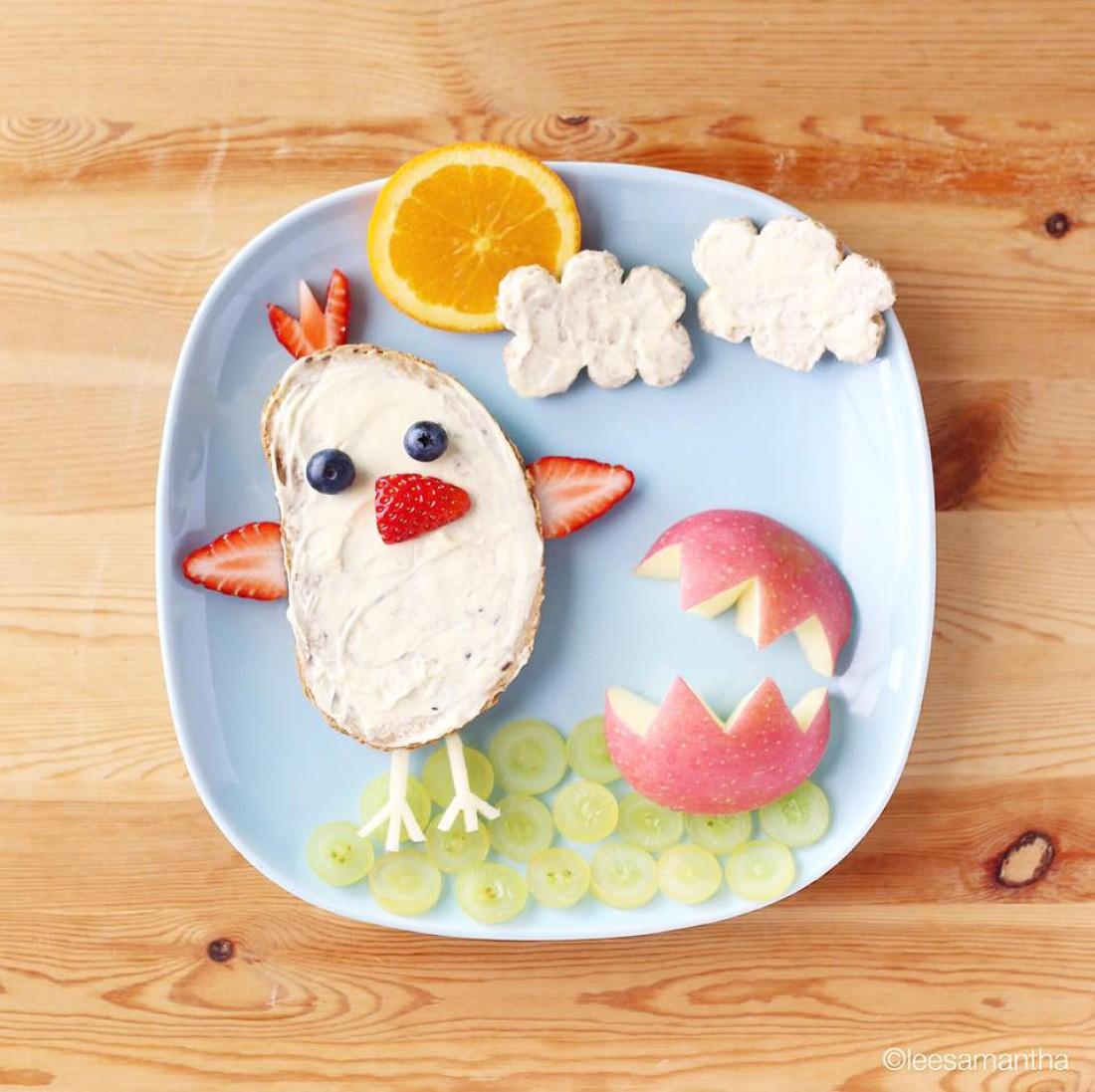 Блюда для ребенка