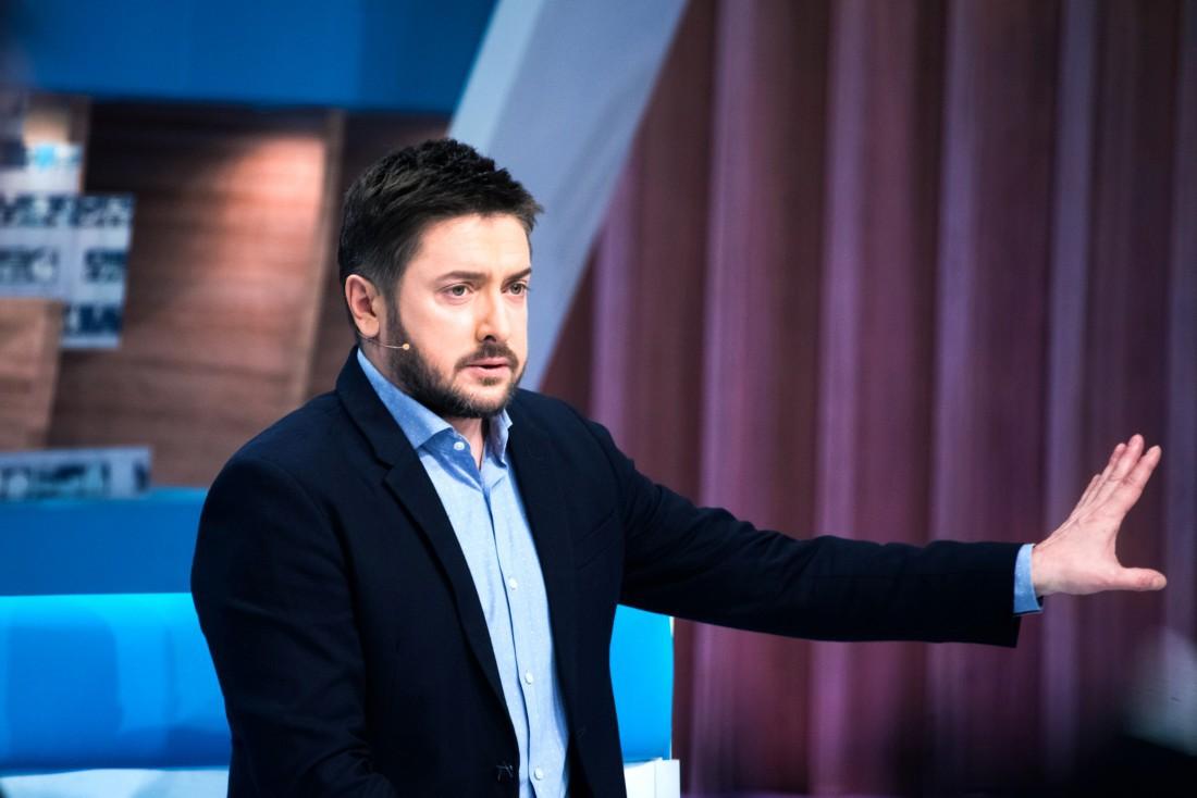 Ведущий программы Говорить  Украина Алексей Суханов