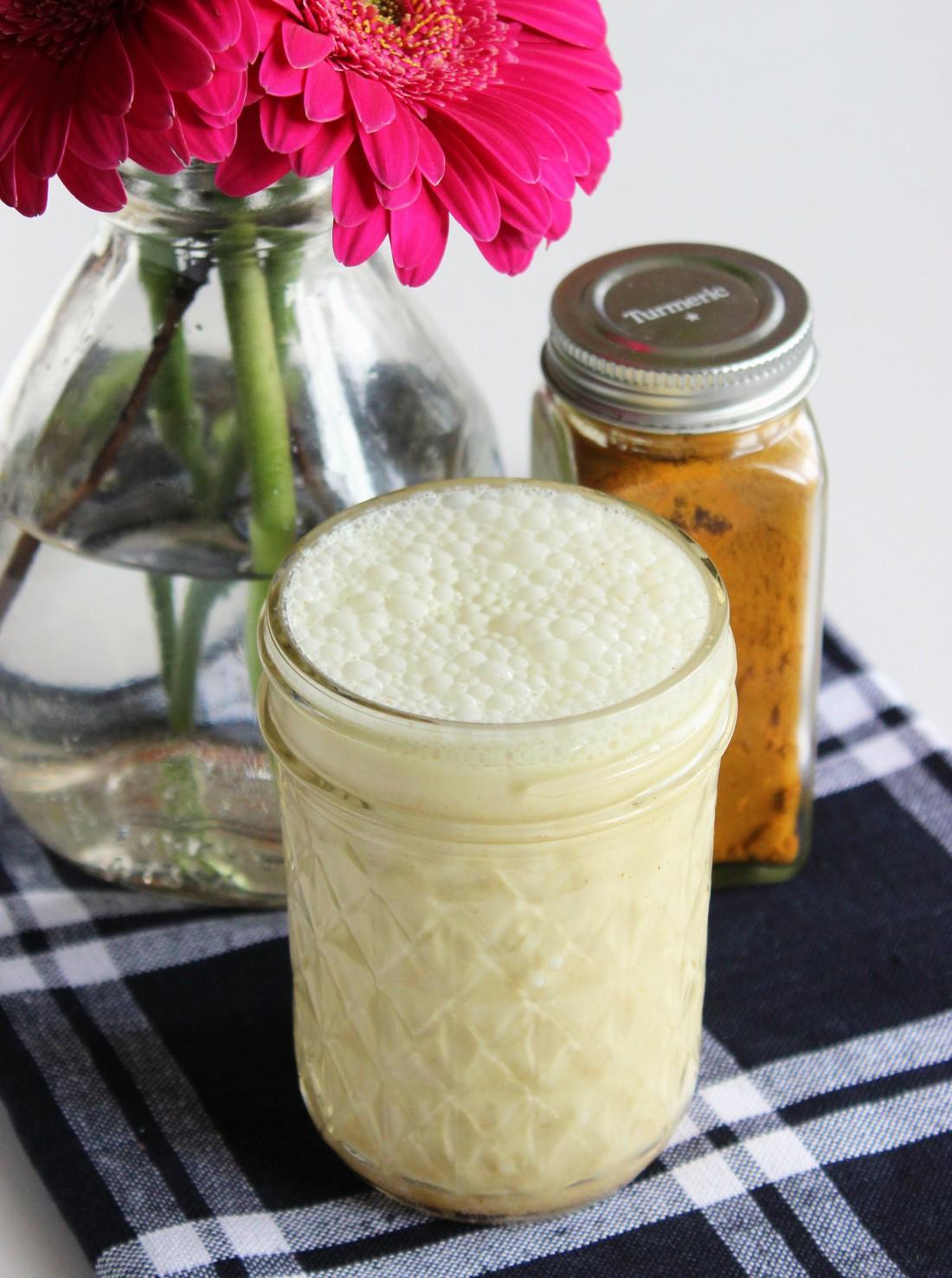Молоко с пряностями помогает похудеть