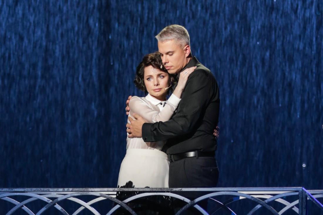 Наташа Гордиенко и Андрей Доманский
