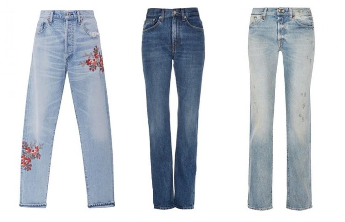 Джинсы — необходимый базовый элемент гардероба