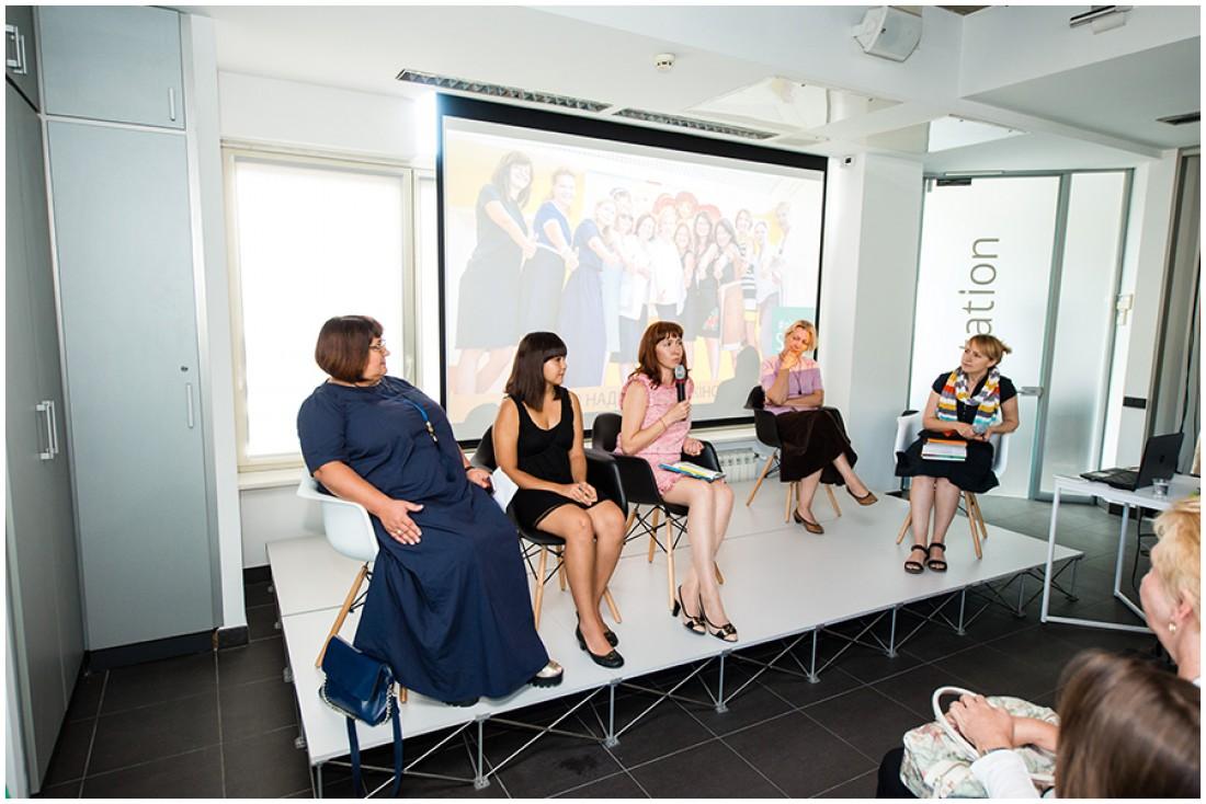 STEM: У Києві відбулася зустріч успішних жінок у науково-технічній сфері