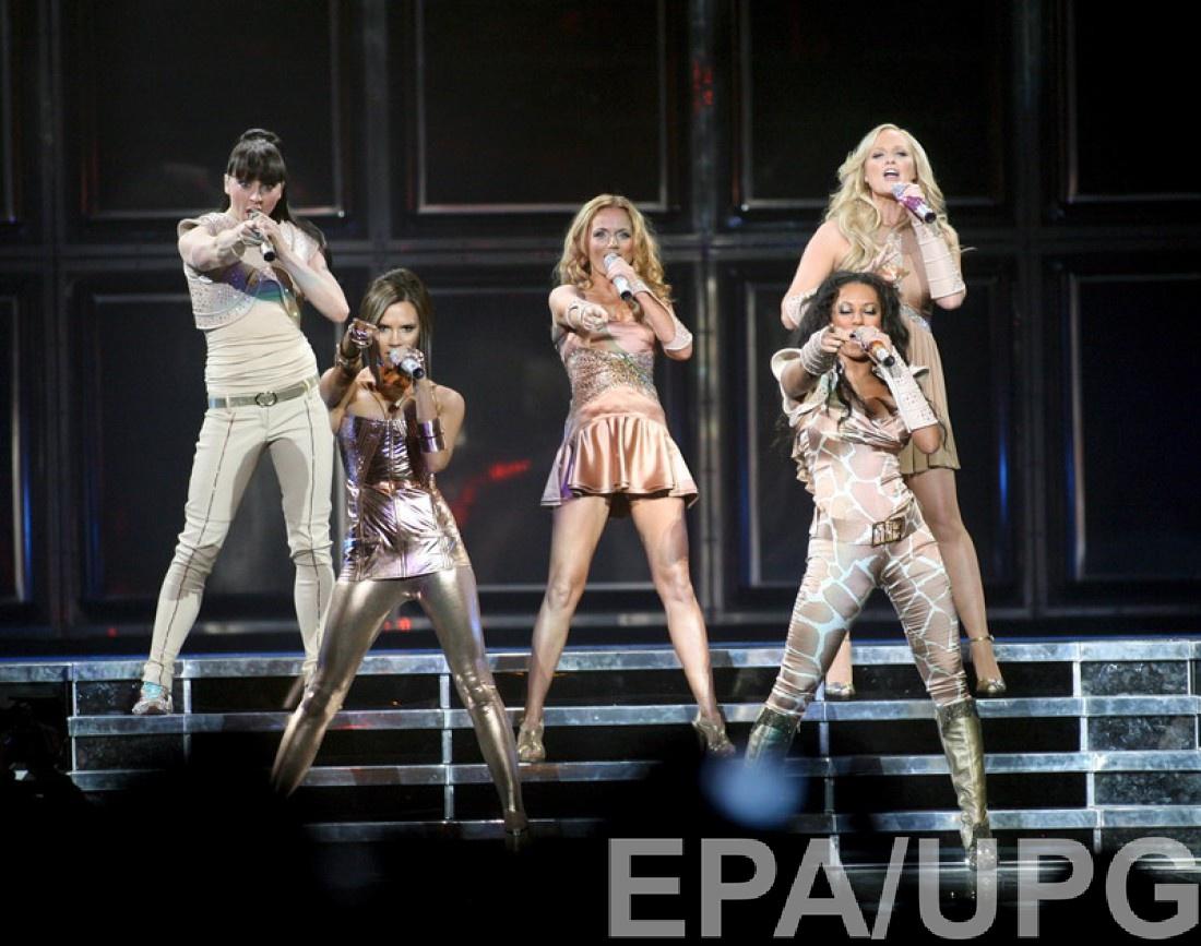 Участница Spice Girls разводится смужем после 10 лет брака