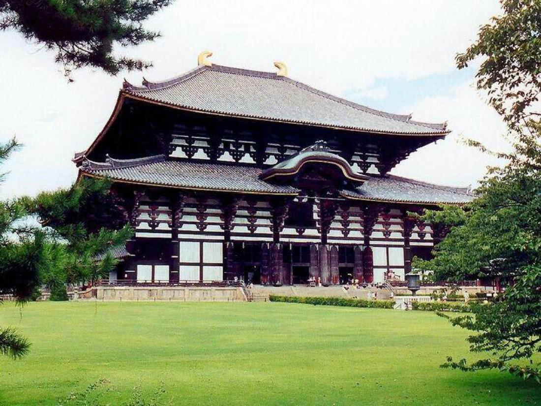 Храм Тодай Дзи
