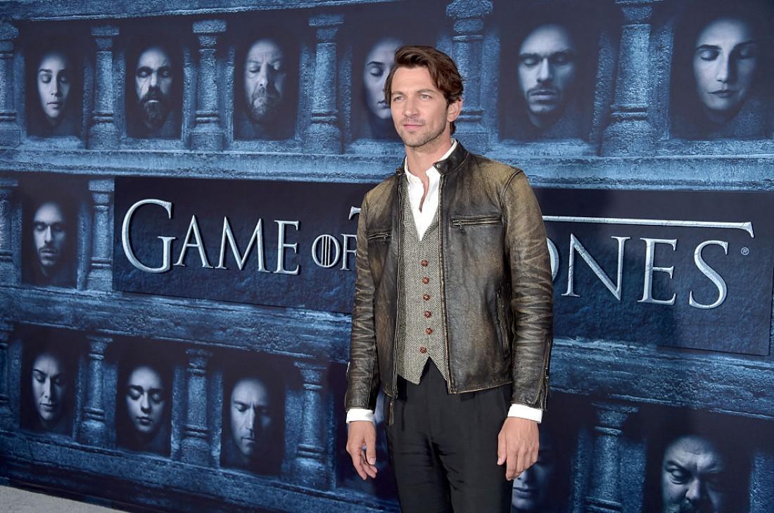 Даарио Нахарис из«Игры престолов» признан самым красивым мужчиной