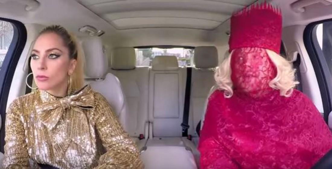 Lady Gaga «зажгла» в известном караоке-шоу