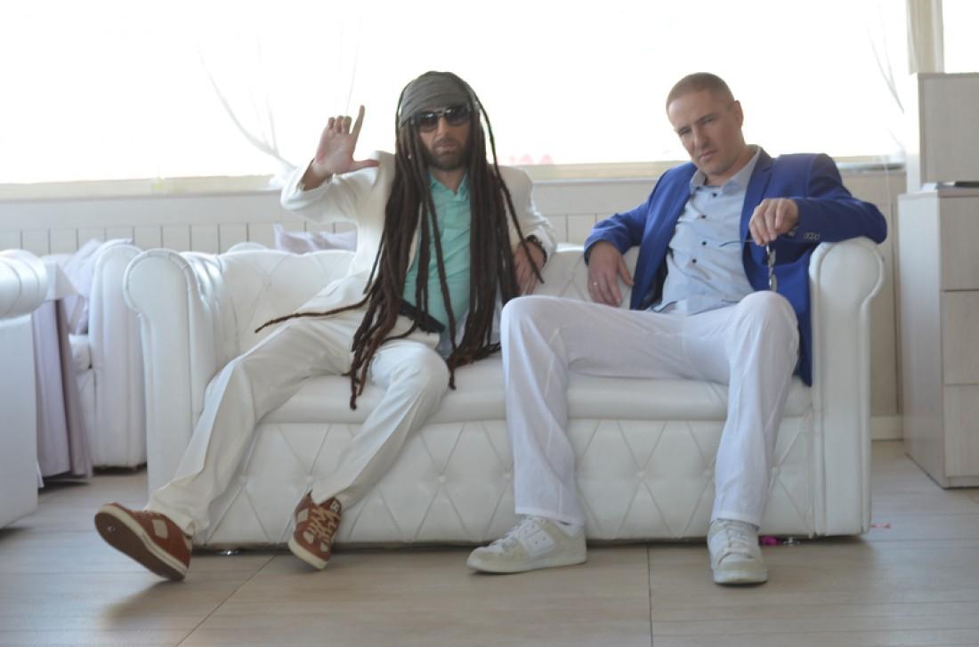 Музыканты группы Green Grey – Дизель и Мурик
