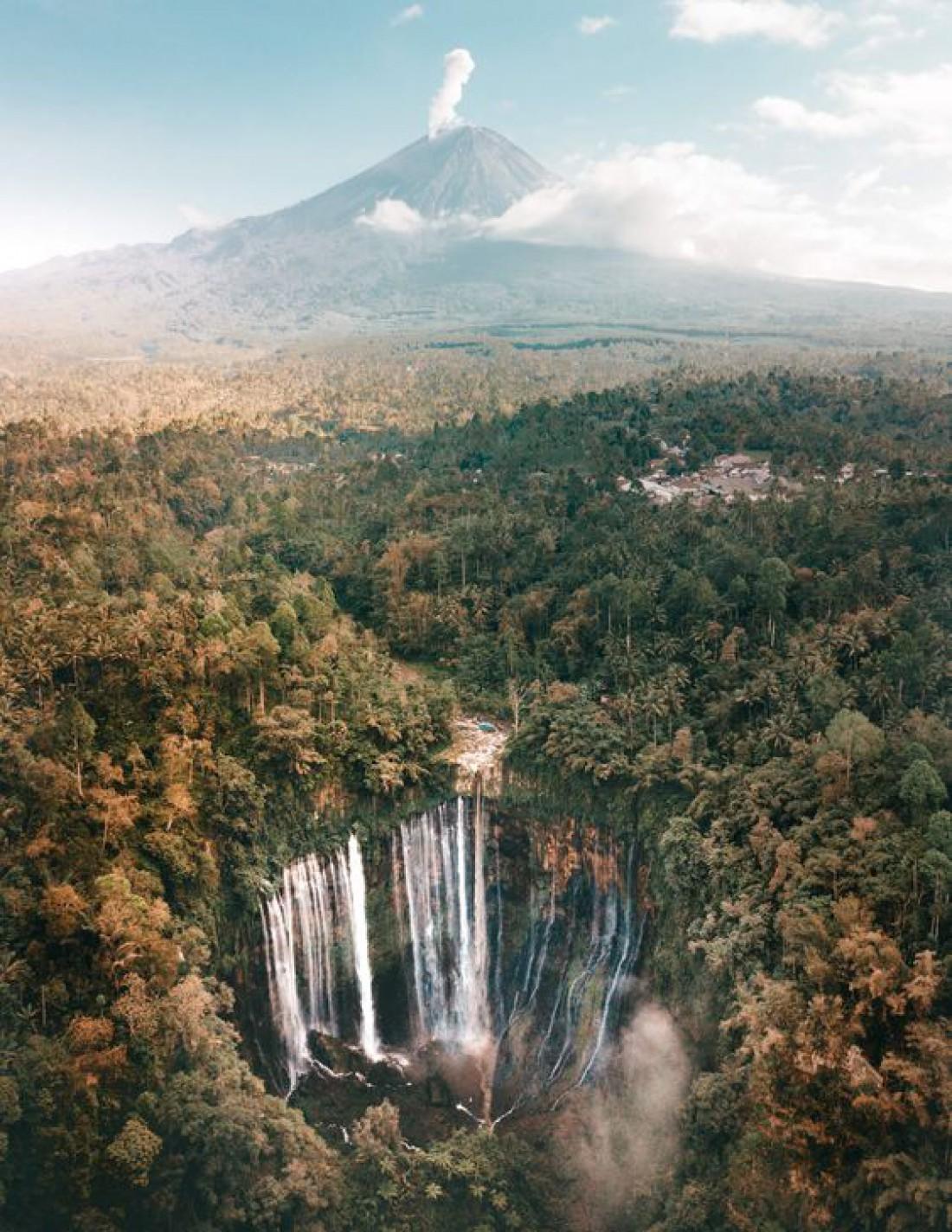 Краткий путеводитель по Индонезии: Самые любопытные места