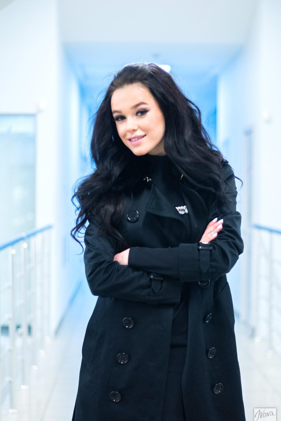 Популярная украинская певица Мария Яремчук