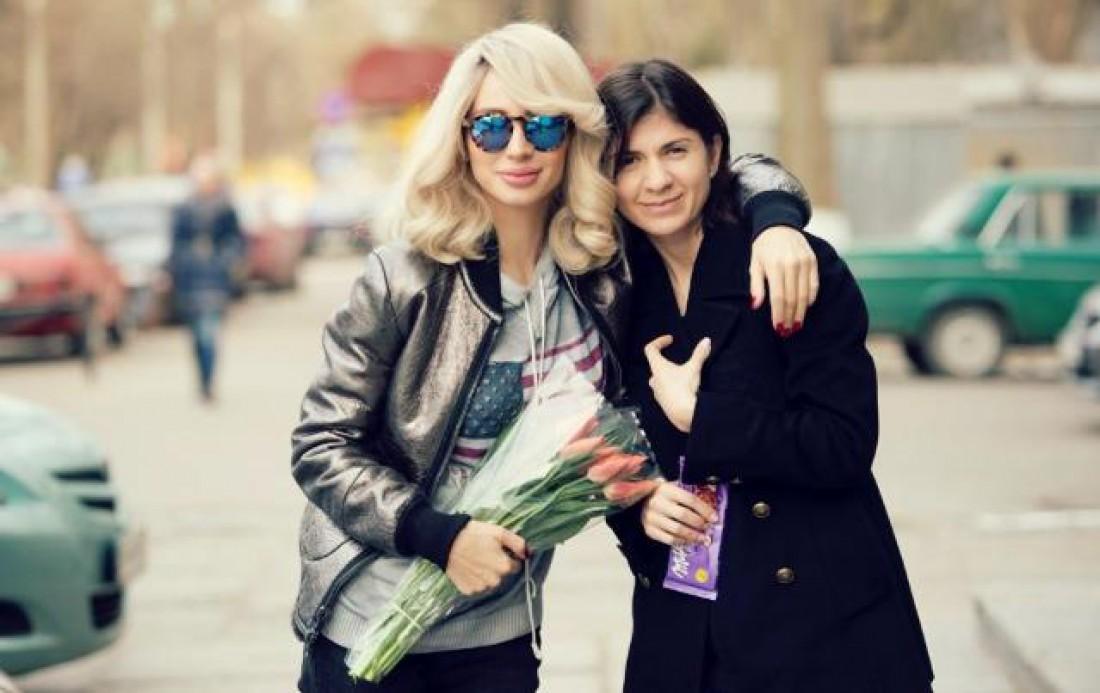 Нателла Крапивина и LOBODA
