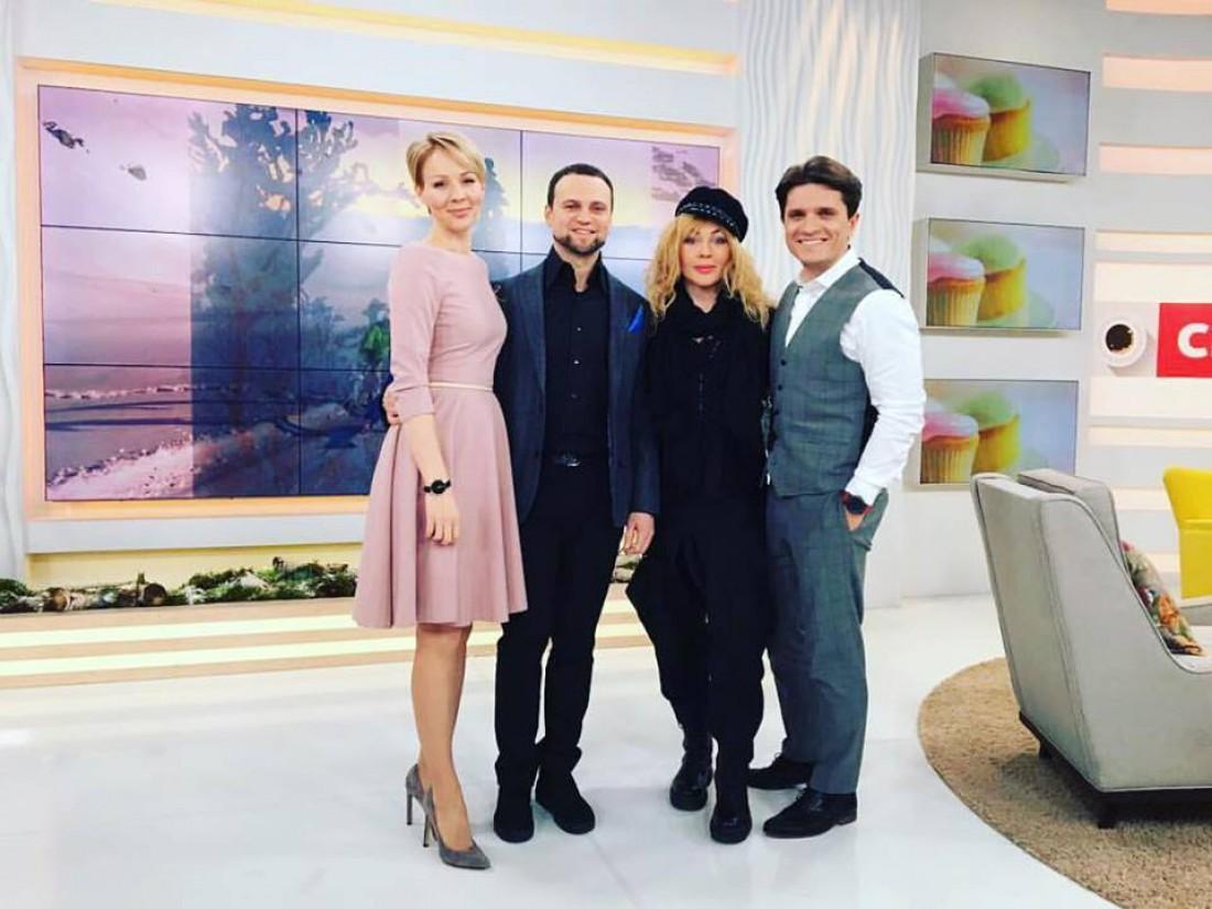Марина Леончук, Руслан Квинта, Ирина Билык и Анатолий Антолич