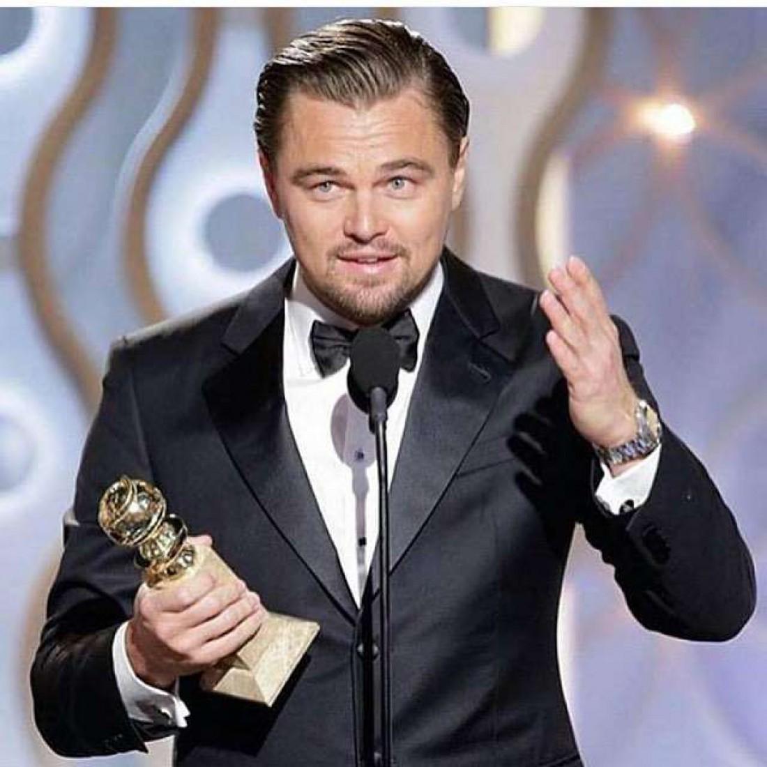 Оскар 2016: речь Ди Каприо
