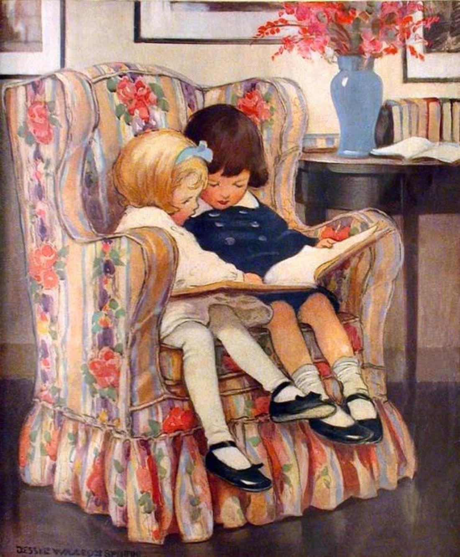 Что почитать ребенку