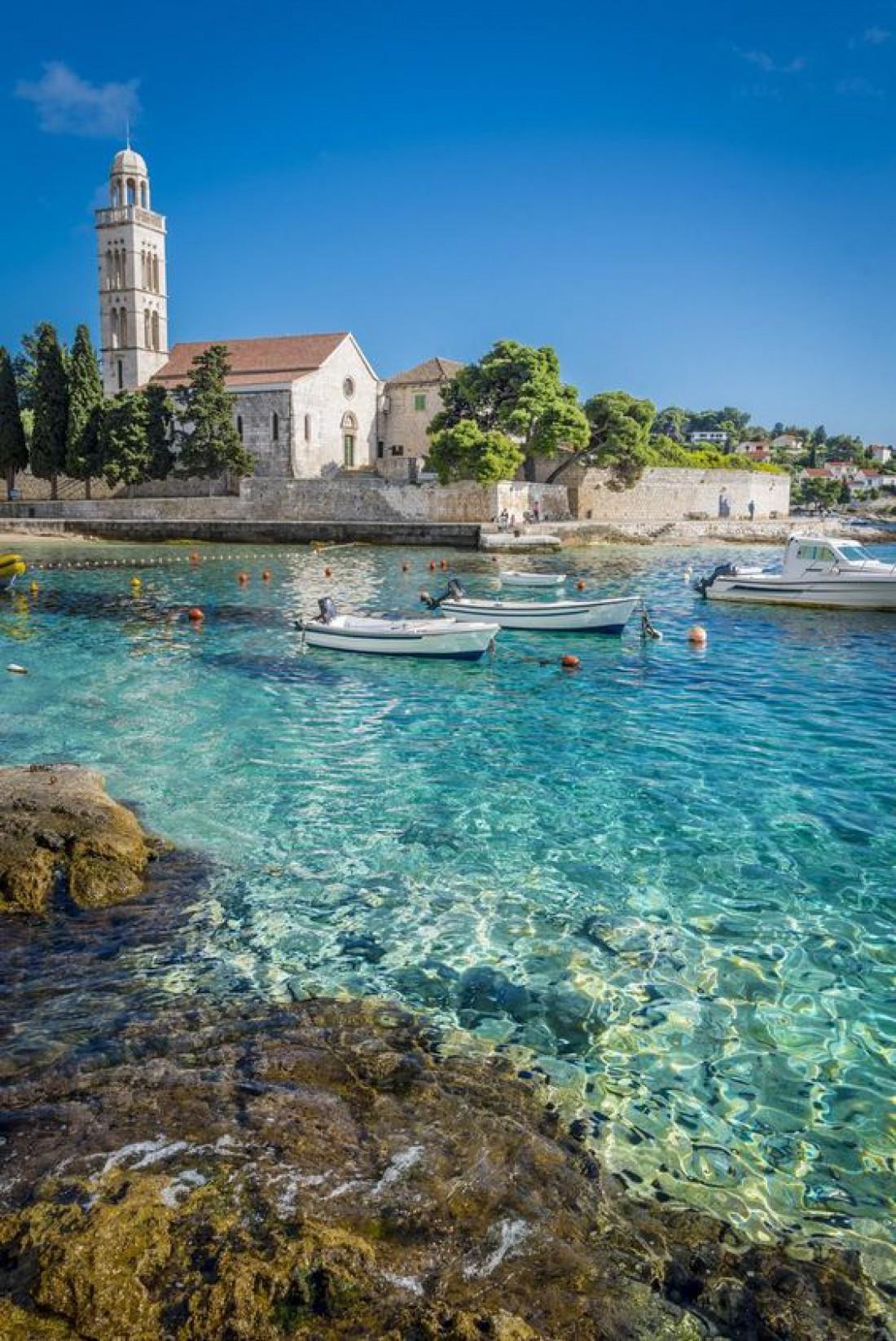 Согретая солнцем Хорватия: Лучшие достопримечательности