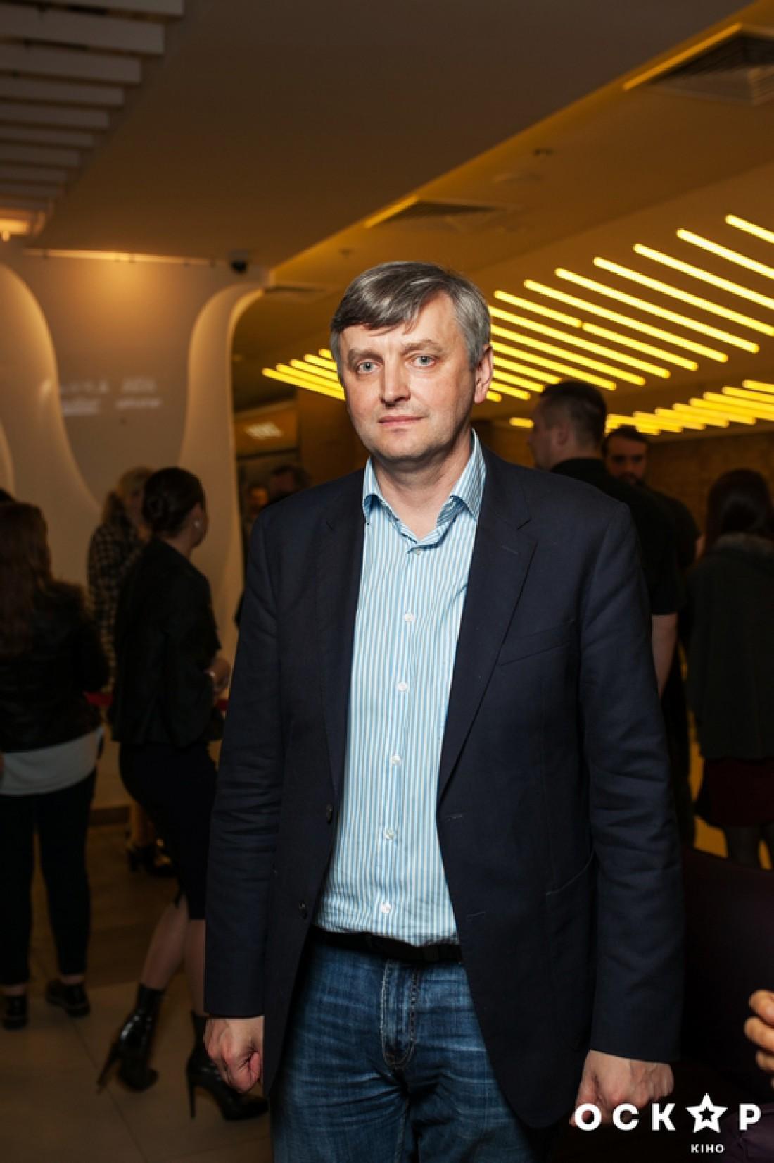 Презентация фильма Кроткая в Киеве: Сергей Лозница