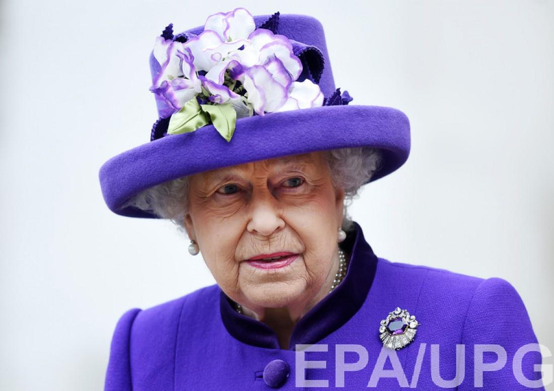 Королева Британии Елизавета II