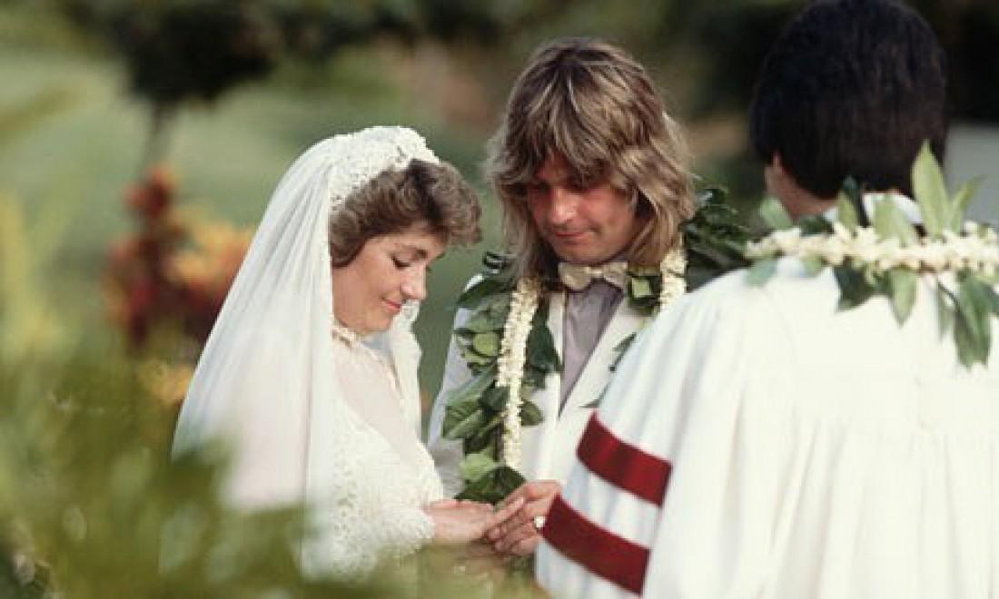 Фото со свадьбы Осборн