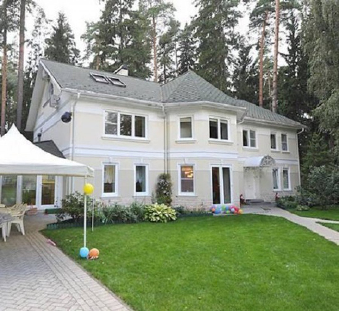 Дом Януковича под Москвой