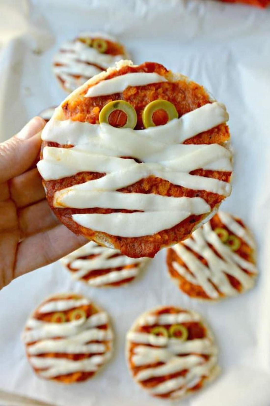 Мини-пицца