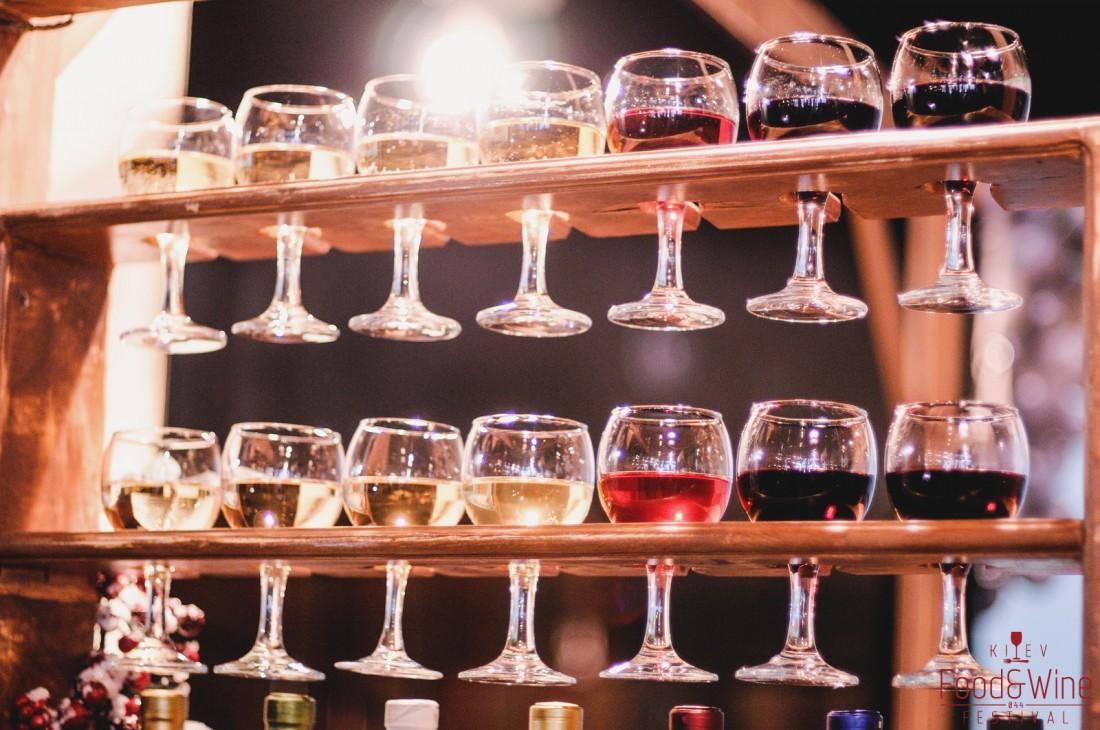 Фестиваль вина и еды