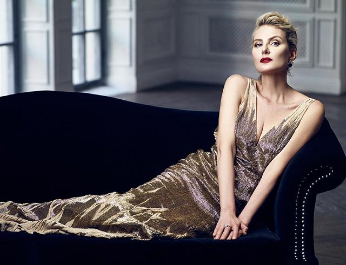 50-летняя актриса Рената Литвинова