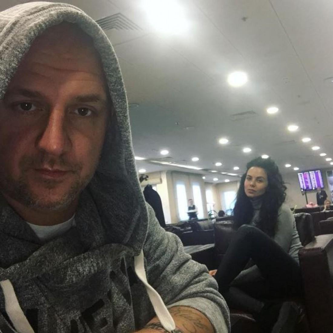 Алексей Потапенко и Настя Каменских