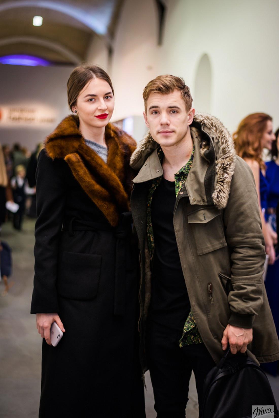 Вадим посетил 38-ю Неделю моды в Киеве