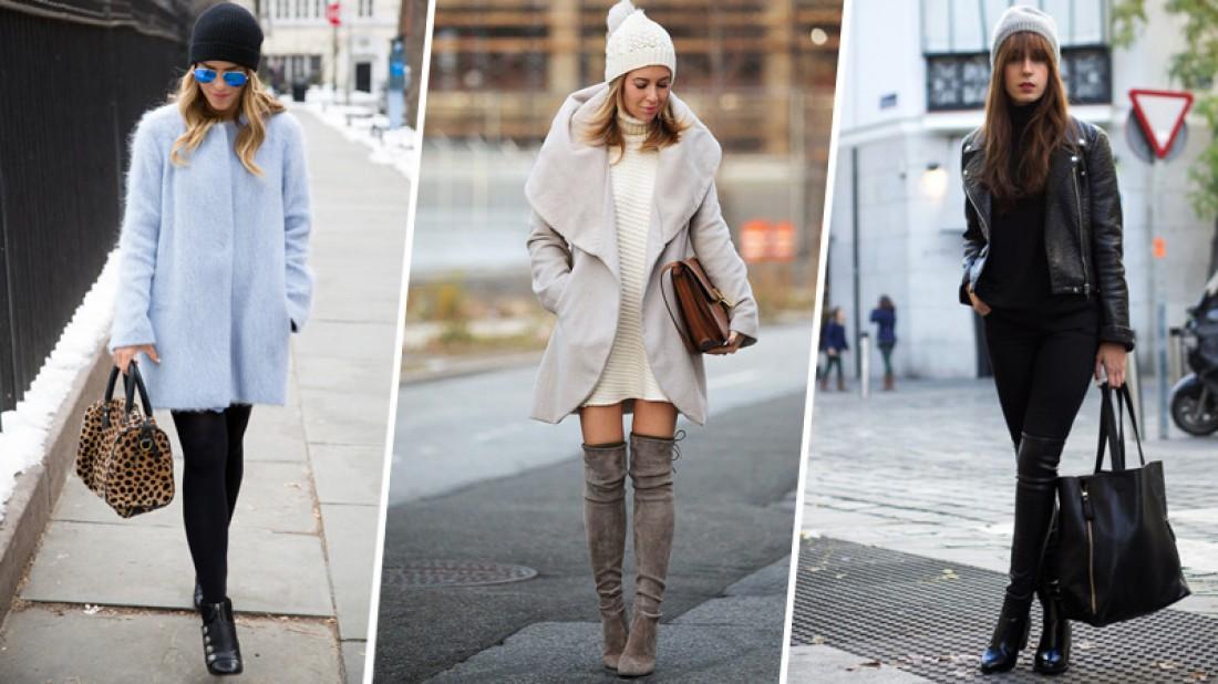 Без шапки холодной осень просто не выжить